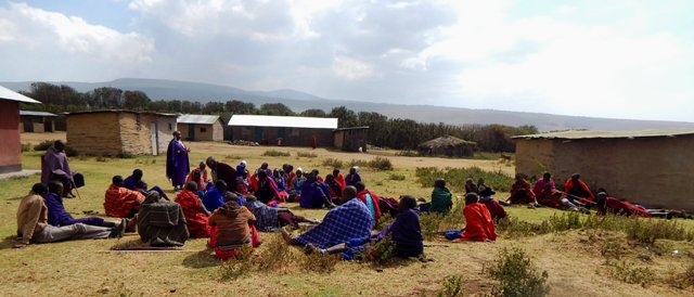Clean cookstoves come to Ngorngoro