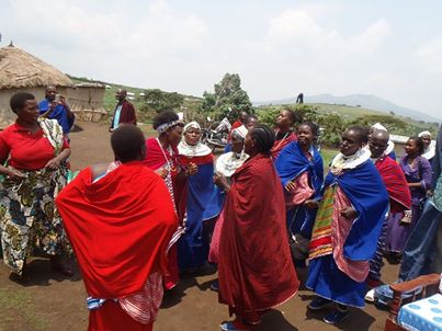 Maasai Stoves & Solar Project