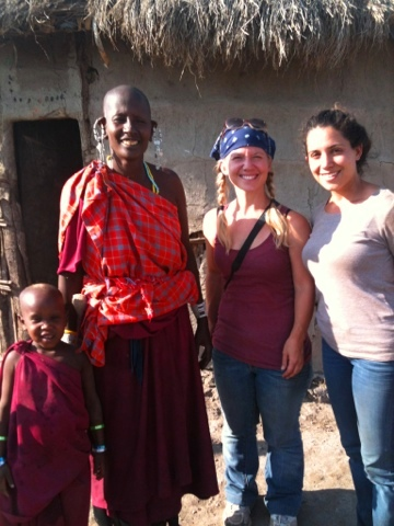 Fund for Teachers visiting Maasai Stoves & Solar