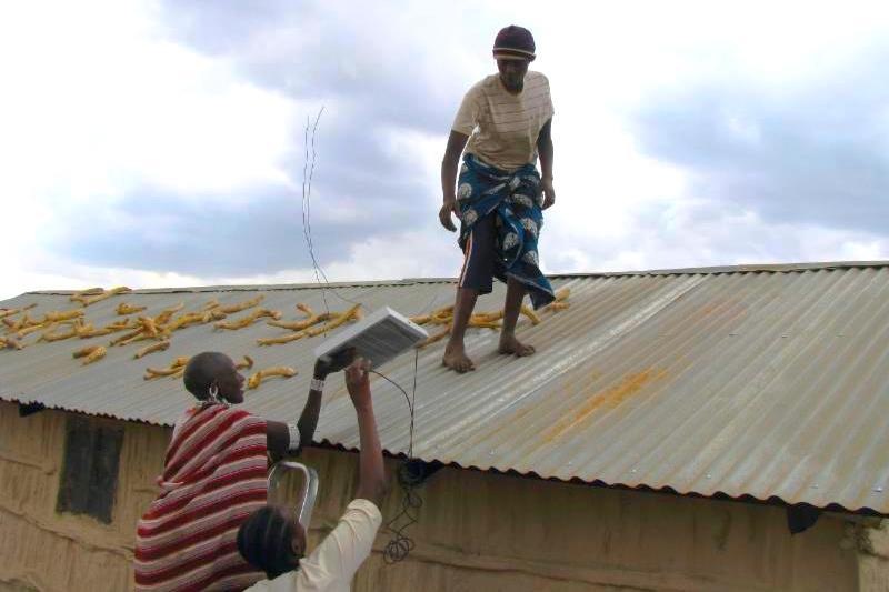 Maasai Stoves & Solar