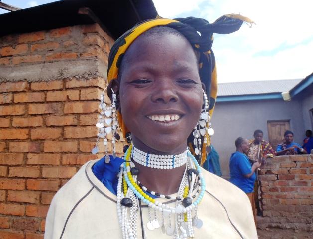 Esupat Loseku of Maasai Stoves & Solar