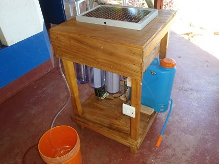 Maasai Stoves & Solar water purifier