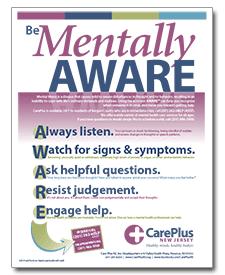 Mentally AWARE Campaign