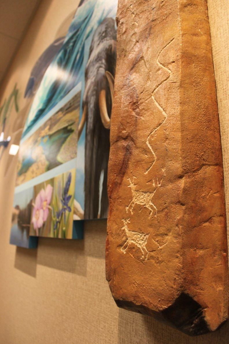 Susan Aurand, Wahitis, petroglyphs