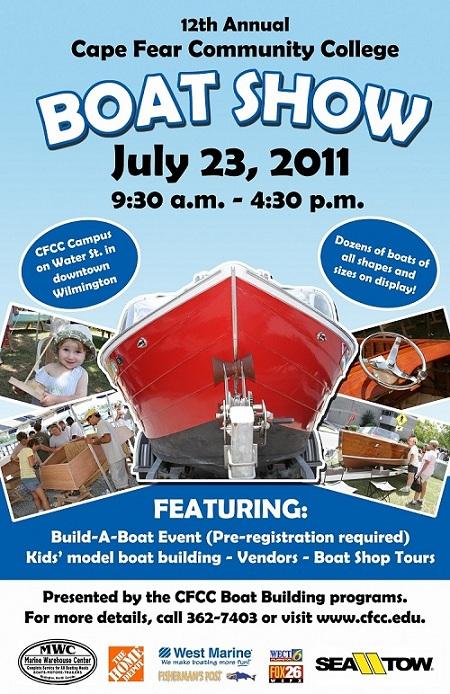 CFCC Boat Show 2011