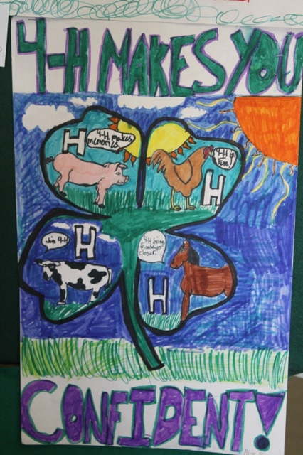 4-H Poster