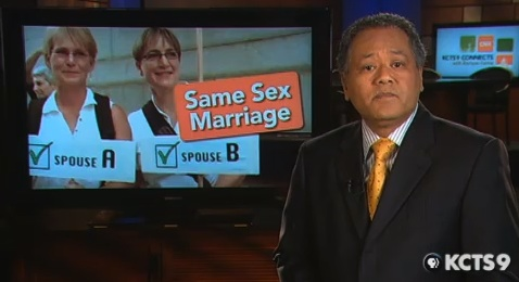 KCTS9 Video: WA Same-sex Marriage Debate
