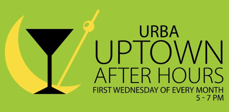 Urba Uptown After Hours  Rutland - Wed July 8, 5-7pm