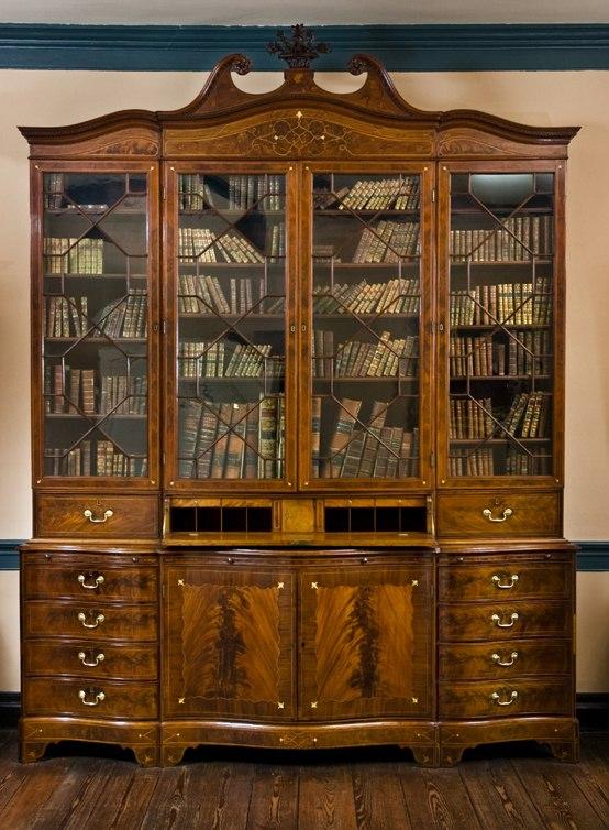 Furniture Focus Tours at the Heyward-Washington House ...