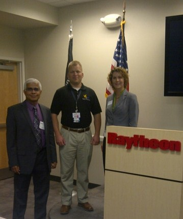 Raytheon Alumni Chapter hosts Dean Mahalingam