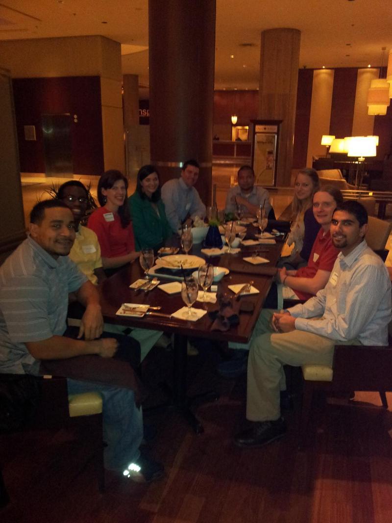 February 2013 Atlanta Alumni Gathering