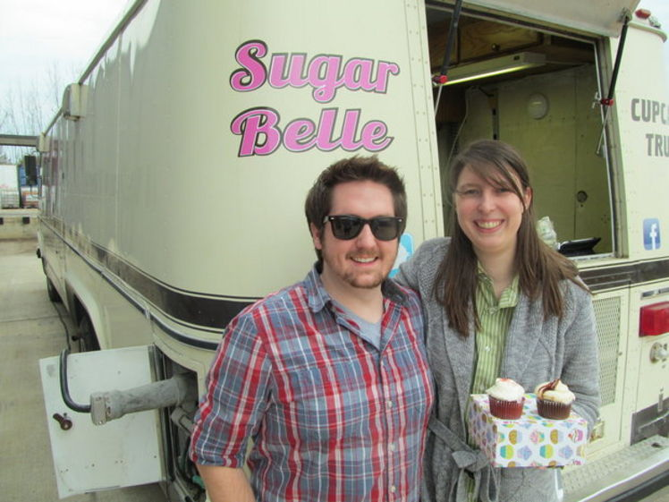 Sugar Belle Cupcake Truck