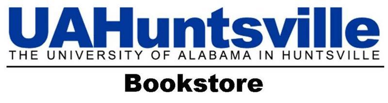 UAHuntsville Bookstore