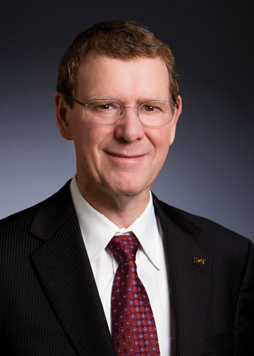 John Allison, President and CEO of the CATO Institute