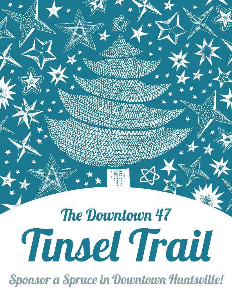 Downtown 47 Tinsel Trail