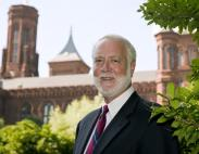Wayne Clough, 12th Secretary of the Smithsonian Institution
