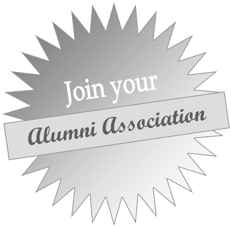 Join your Alumni Association