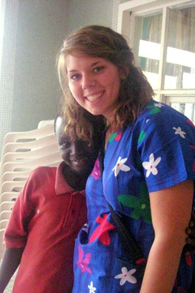 Rachel Jackson, UAH Nursing Student