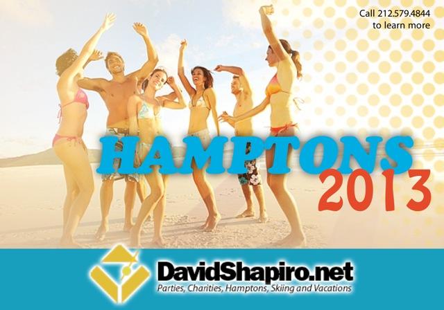 Hamptons 2013