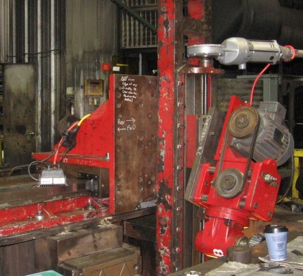 Portable Feed Mill : Steam turbines ball forge and a gold mine