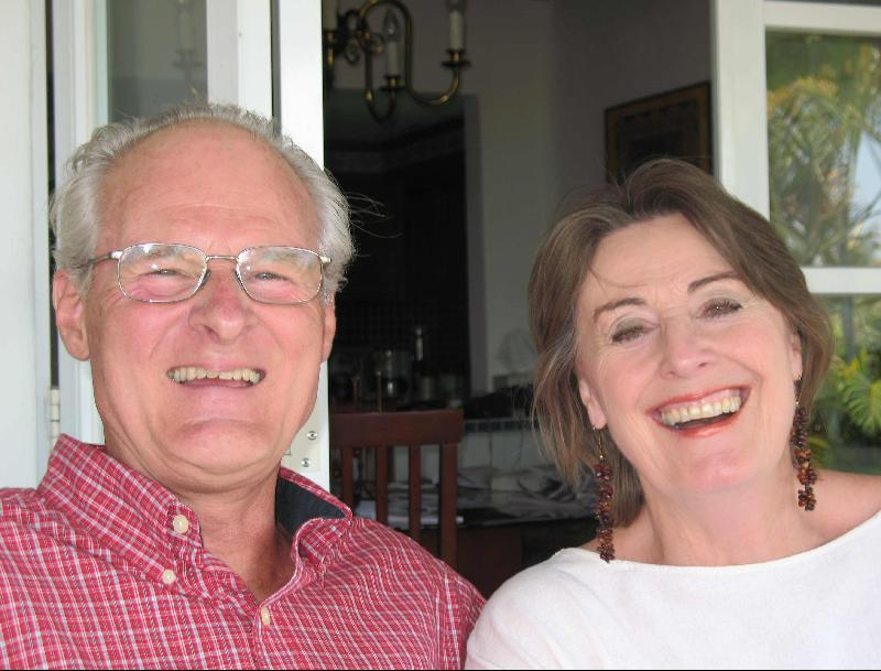 John & Rosemary