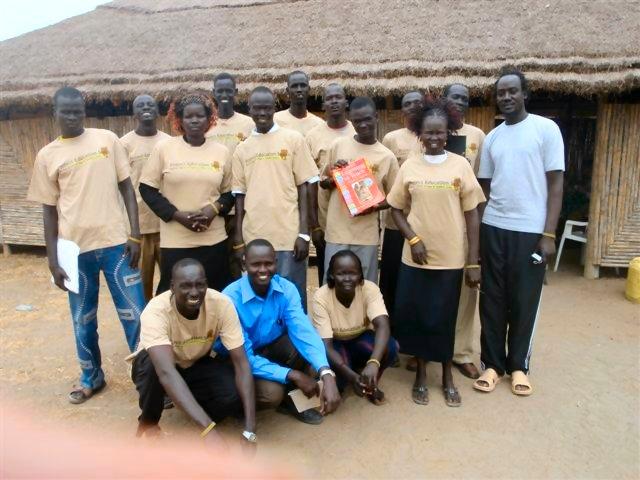 Sudan Teachers