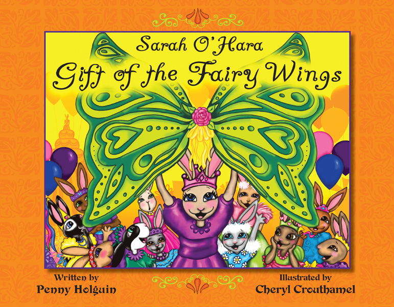 Sarah O'Hara Gift of the Fairy Wings