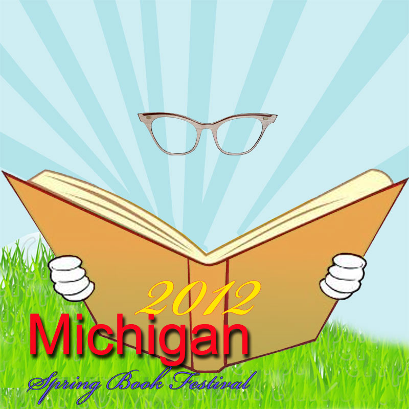 Michigan Spring Book Festival frontpage