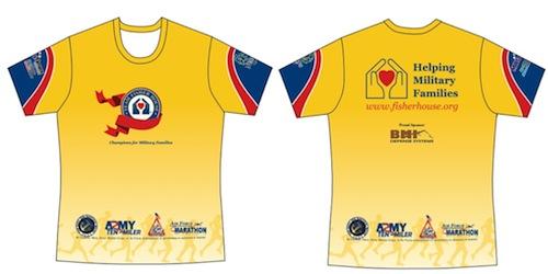 TFH Military Race Shirts