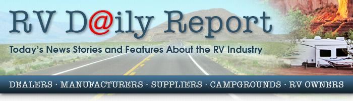 RV Daily News Masthead