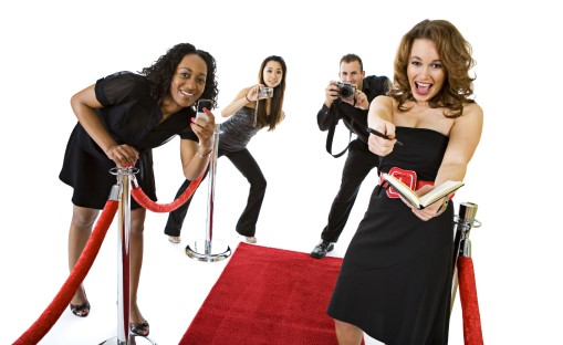 red carpet frenzy
