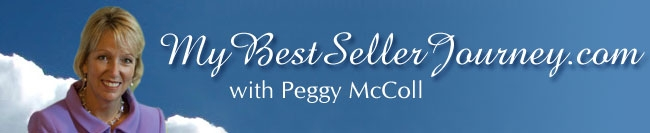 peggy book bestseller header