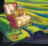 Pierr Morgan - Thoreau's Chair