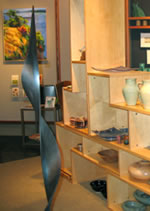 Bainbridge Arts & Crafts gallery