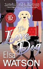 Elsa Watson: The Love Dog at Eagle Harbor Books, Bainbridge Island, WA