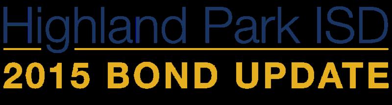 2015 Bond Update