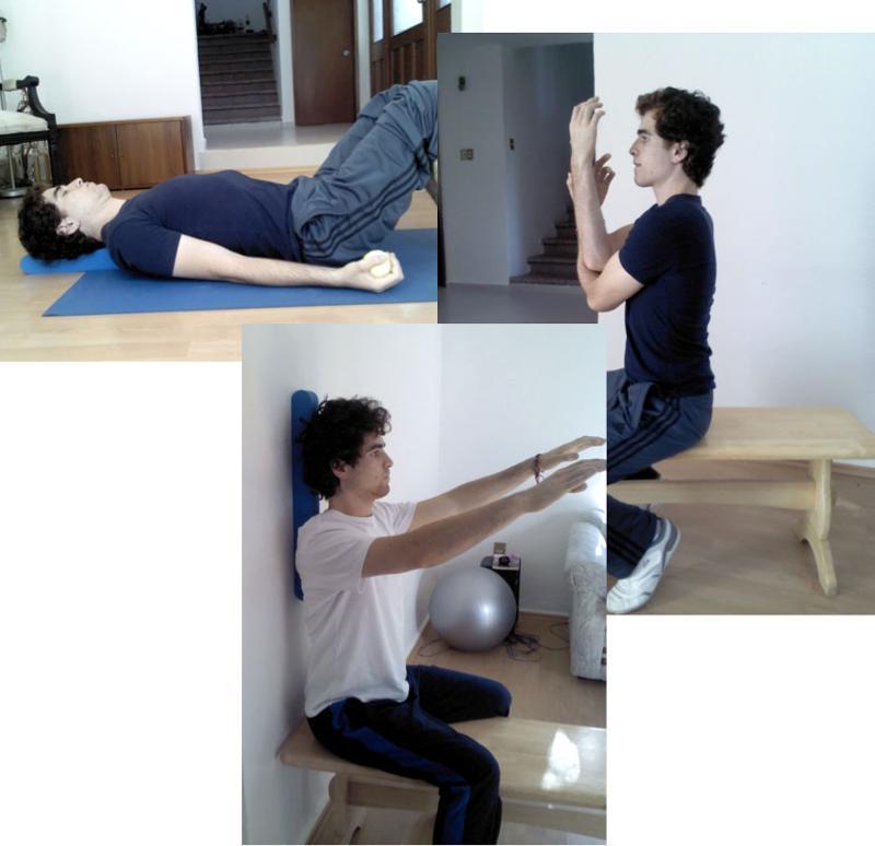 Jose Luis - Yoga restaurativo con BackMitra