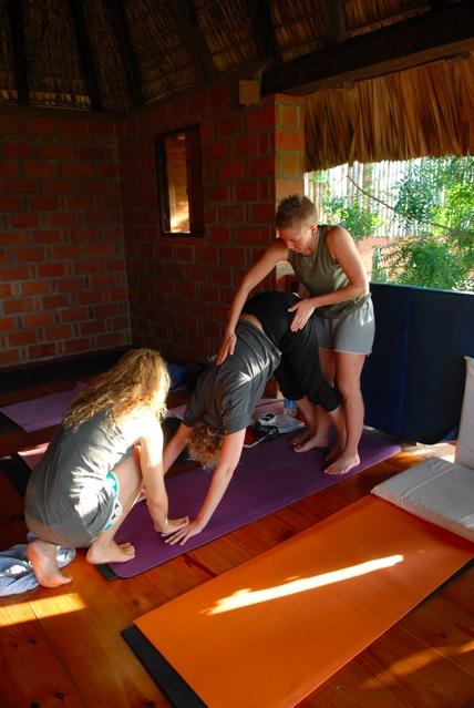 2011/2012 hatha yoga teacher training