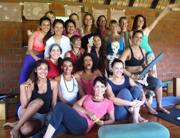 2013 yoga teacher training graduates