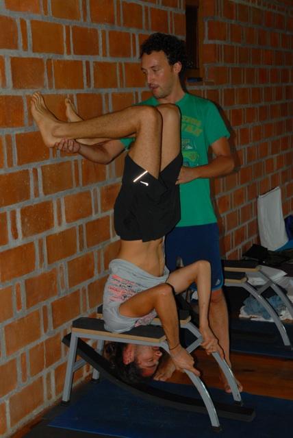 curso para maestros de hatha yoga