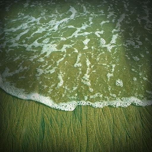 zipolite beach sand