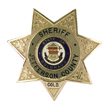 Jeffco Sheriff Badge
