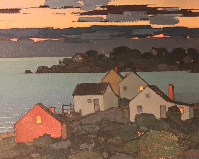 Nathaniel Little, Evening Light