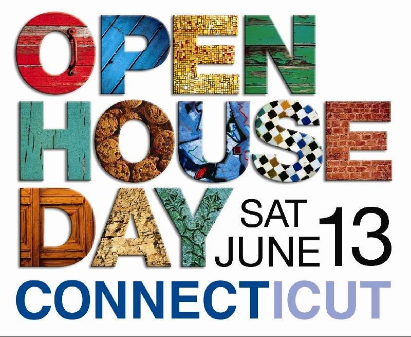 CT Open House Logo 2009
