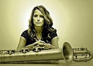 Lauren Sevian Baritone Sax