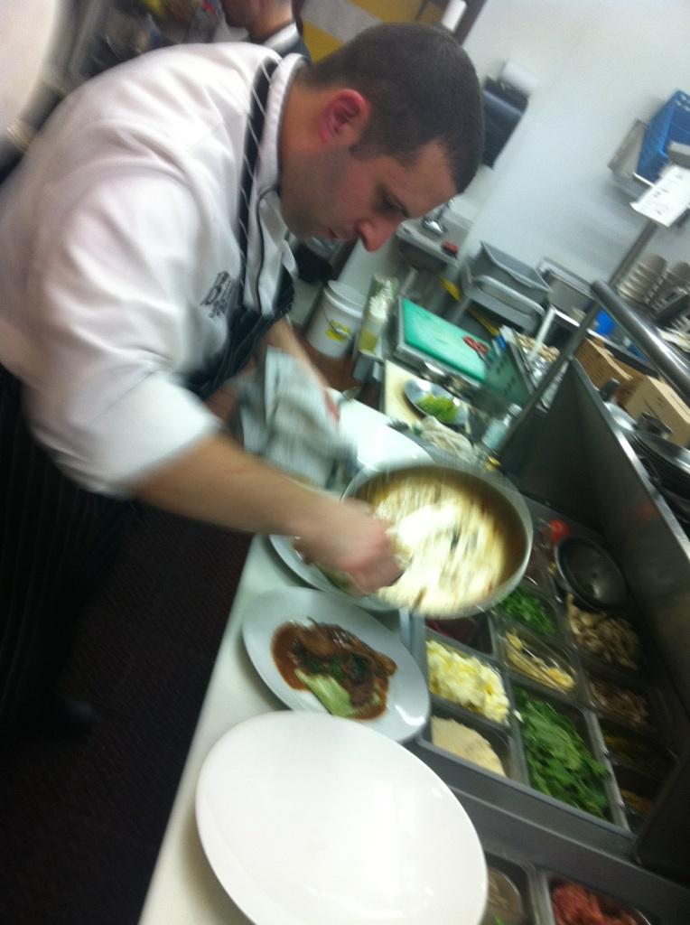 Chef Richard Morotto
