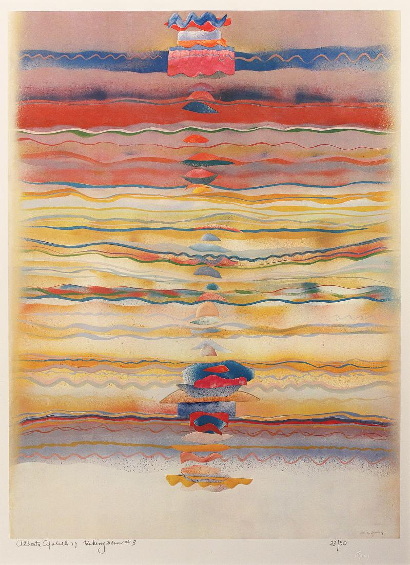 Alberta Cifolelli - Making Waves #3