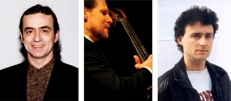 Mark Templeton Trio