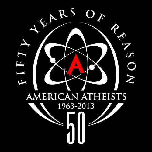 50th Anniversary Logo Black