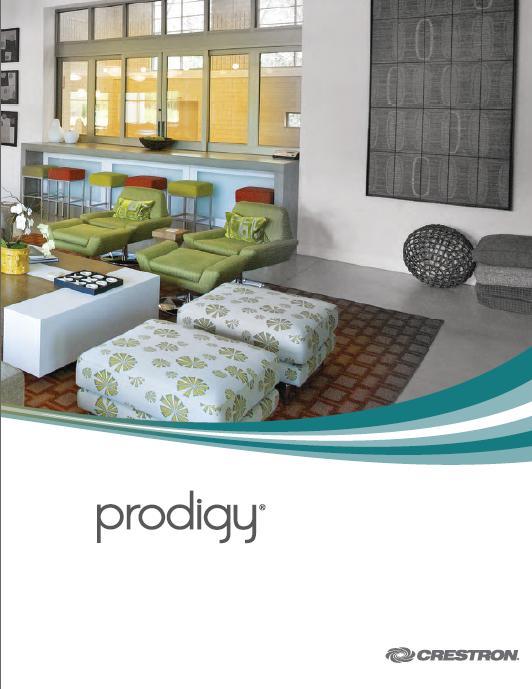 prodigy booklet